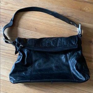 Audrey Brook leather shoulder bag